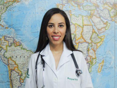 Raquel enfermagem